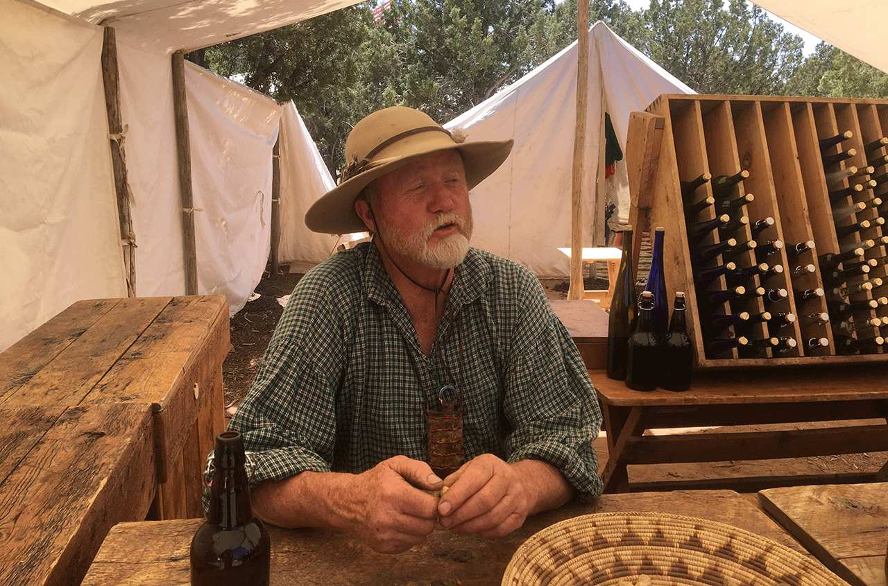 Mountain Man Rendezvous in St. George, Utah